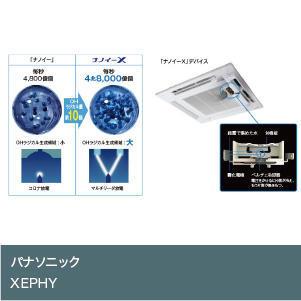 オフィス・店舗用エアコン XEPHY(ゼフィ)