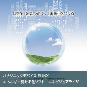 エネルギー見せる化ソフト エネビジュアライザ